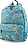 WM ALMOND BLOSSOM BACKPACK VAN GOGH ALMOND BLOSSOM