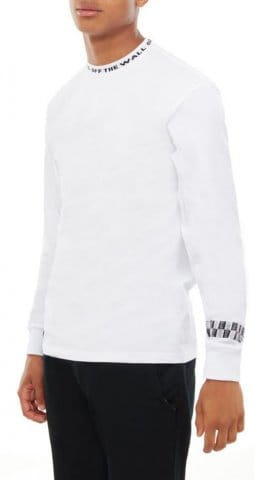 MN OFF THE WALL JACQUARD LS