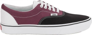 UA ComfyCush Era (SPORT)BLK/PRUNE/TRUE WHT