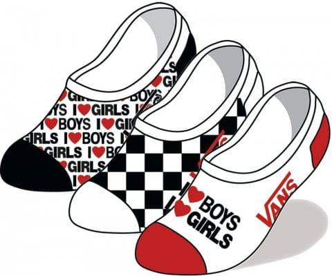 WM BOYS GIRLS CANOODLES 1-6 3PK