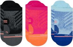 STANCE WOMENS RUN TAB 3 PACK